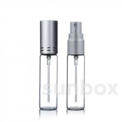 Sample Spray Glass 10 ml. Argent
