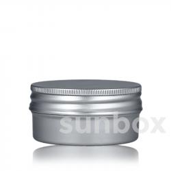 Pilulier en aluminium de 50ml